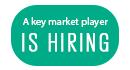 A key Market Player logo