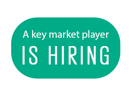 A key Market Player logo