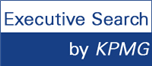 Through Executive Search by KPMG logo
